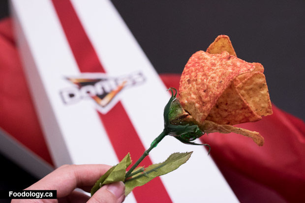 Doritos Ketchup Roses Are Back For Valentine S Day Foodology