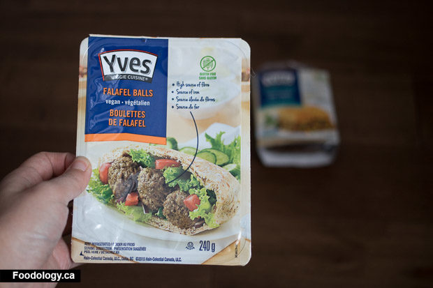 Yves: Kale & Quinoa Bites, Falafel Balls, and Veggie Ground Rounds Review | Foodology