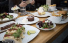 Cactus Club Cafe: Lunch and Dessert in Coal Harbour
