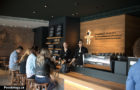 Starbucks Reserve Coffee Bar Now in Vancouver