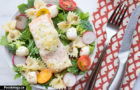 Easy Baked Dilly Salmon