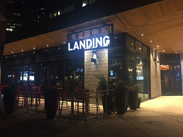 Kellys Landing A New Addition To The Financial District