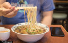 Lao Shan Dong: Taiwanese Beef Noodle in Burnaby