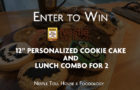 Giveaway: Nestle Toll House Cookie Cake + 2 Lunch Combos