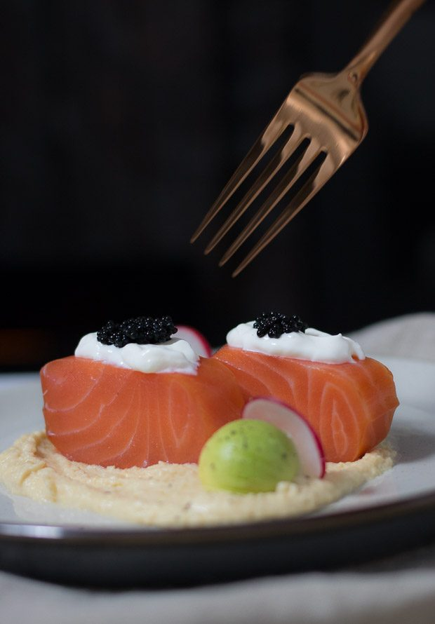 simple ways to eat smoked salmon foodology. Black Bedroom Furniture Sets. Home Design Ideas