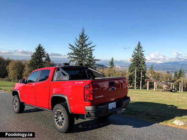 2018 chevrolet colorado zr2 mid size off road truck review foodology. Black Bedroom Furniture Sets. Home Design Ideas