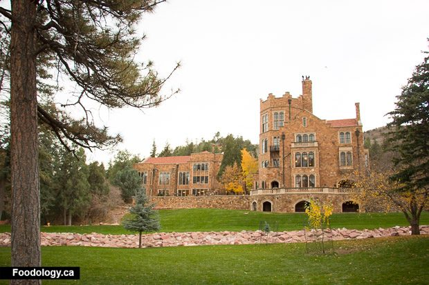 2 days in colorado springs accommodations transportation for Glen castle