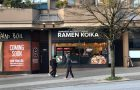 Ramen Koika: More Ramen on Robson Street