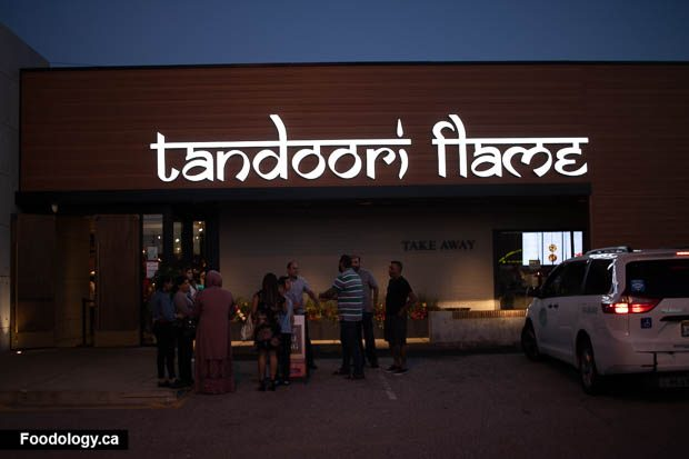 Tandoori Flame: North America's largest authentic Indian Buffet in