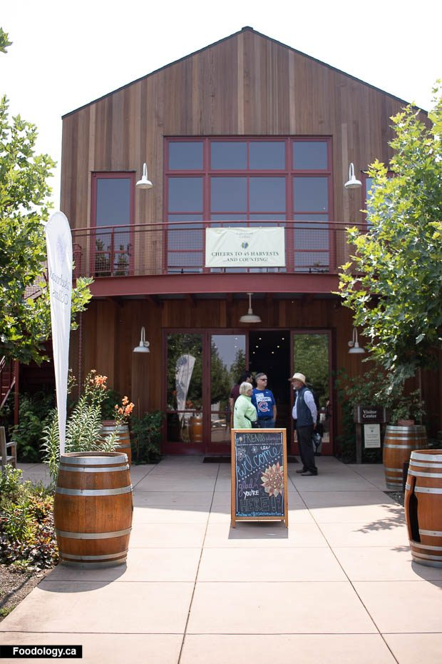 Cakebread Cellars: Winery in Napa Valley | Foodology
