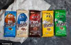 M&M's Chocolate Bars Launches in North America