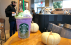 Starbucks Canada: Witch's Brew Frappuccino Review
