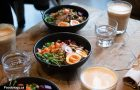 The Garden Strathcona: Mushroom Bowls and Lattes