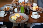 Botanist Restaurant: Morning Breakfast at Fairmont Pacific Rim