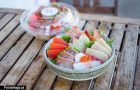 Riz Sushi Bar: Build-Your-Own Chirashi Don in Vancouver
