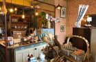 Handworks Coffee Studio: Cafe and Antique Store in Burnaby