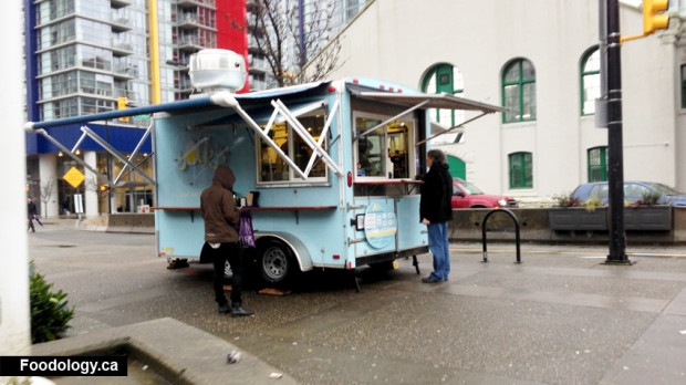 Yolk's Breakfast Food Cart