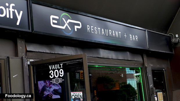 EXP Restaurant + Bar