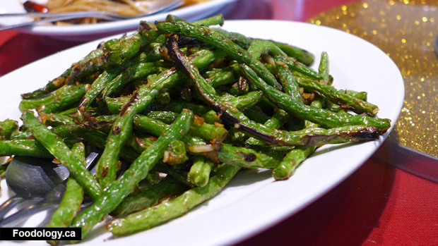 Golden-Sichuan-Restaurant-green-beans
