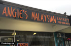 Angie's Malaysian Eatery: Hainanese Chicken near Edmonds