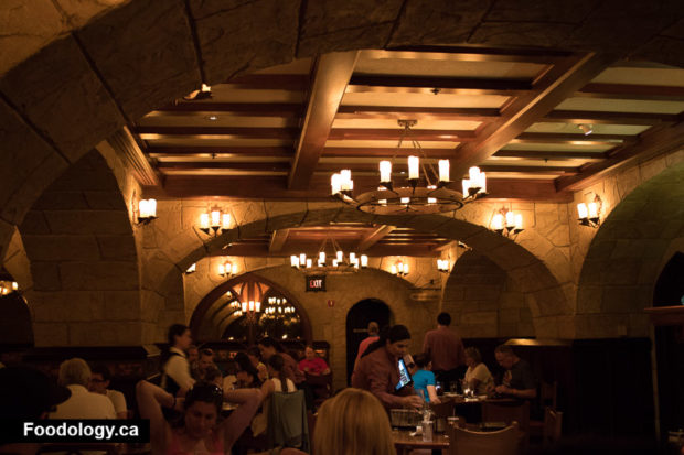Le Cellier: Canadian Cuisine in Epcot | Foodology - Cellier Cuisine