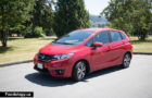 Honda Fit EX-L Navi 2016: Review