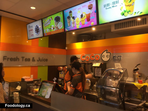 CoCo Fresh Tea & Juice: Bubble Tea in Downtown | Foodology