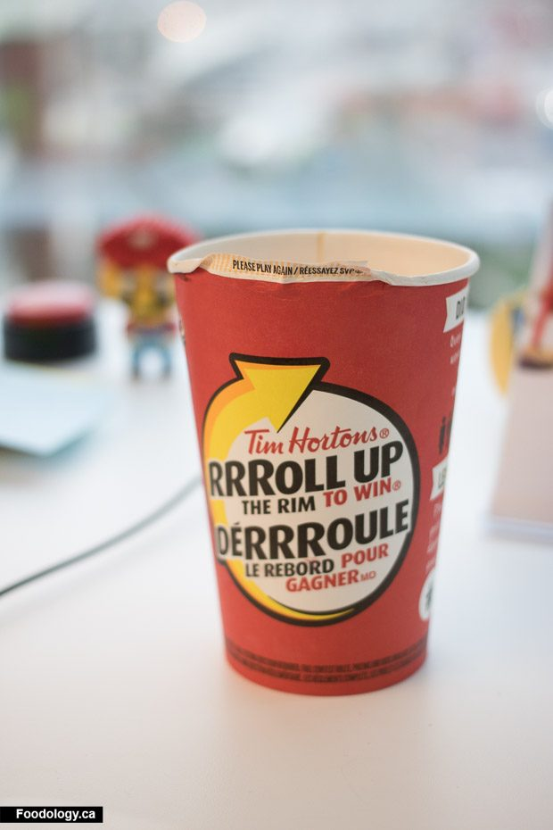 Roll up the rim 2018 prizes and awards
